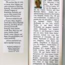 Raymond Bailey and Bessie McDonald obituaries