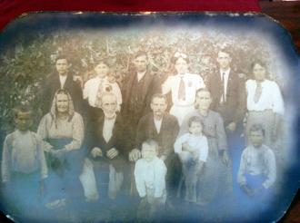Stanley Family, 1903