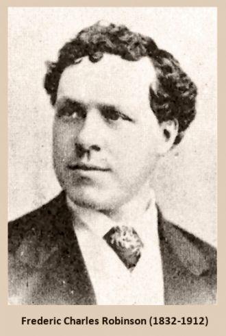 Frederic Charles Robinson
