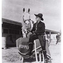 William Boyd and Topper.