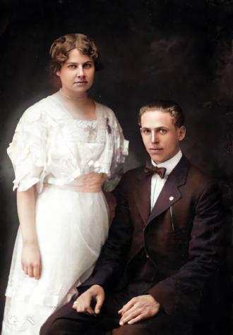 Pitts/Freerksen Marriage