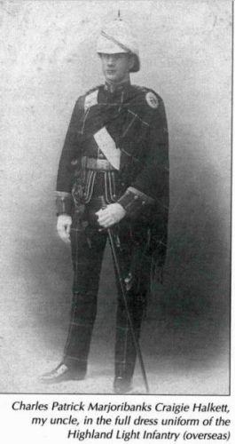 Charles Patrick Marjoribanks Craigie-Halkett