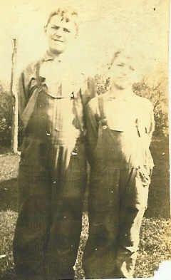Brothers:  Carl W. Sheeks & Emery W. Sheeks