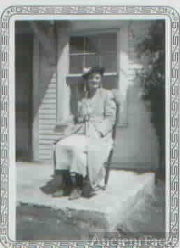 Mamie (Leonard) Baldwin