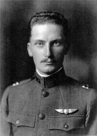 World War I Test Pilot Dick Depew