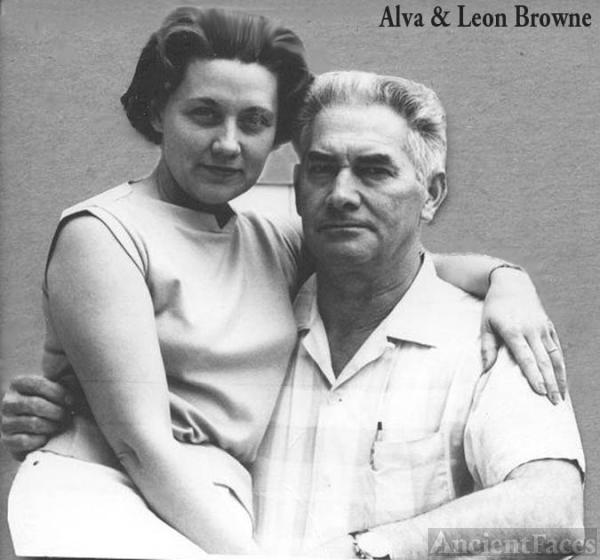 Leon & Alva Browne