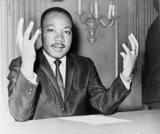 Press Conference | Martin Luther King Jr
