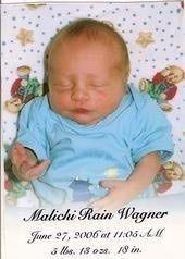 Malichi Rain Wagner
