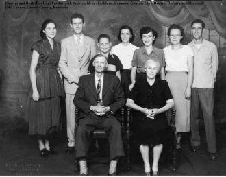 Parsley Family, 1950