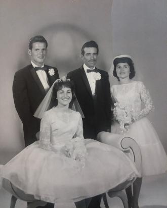 Harold Mcmahon Wedding