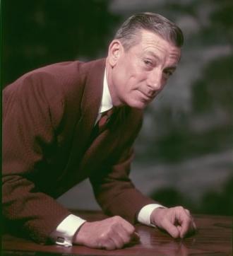 A photo of Hoagy Carmichael