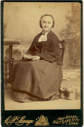 Elizabeth Coon, Utah
