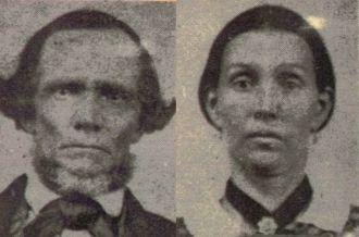 Anthony Bruno and Lydia Elizabeth Palmer