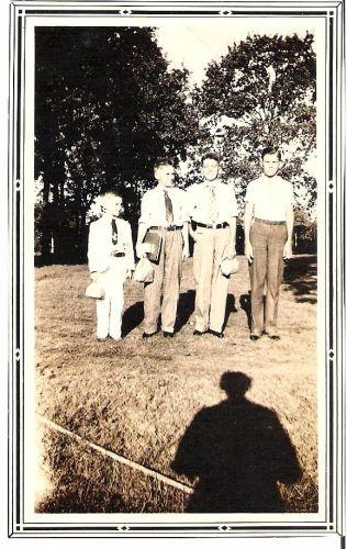 Jim, John, Jack, Joe Stout
