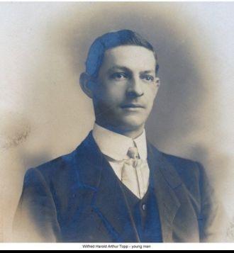 Wilfred Harold Arthur Topp