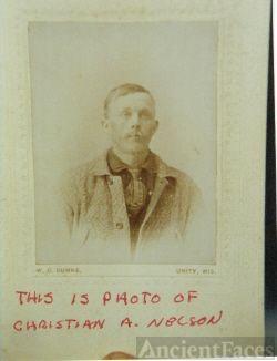Christian Adolph Nelson