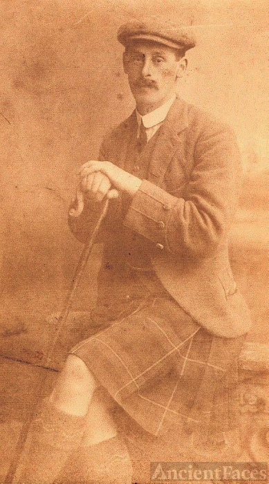 Angus Kennedy - Islay, Scotland (1831 - 1888)