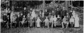Doty Family, Indiana