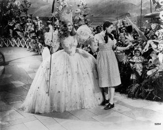 Billie Burke & Judy Garland 1939