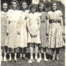 McCollough Sisters, Tennessee 1947
