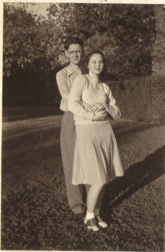 Unknown couple
