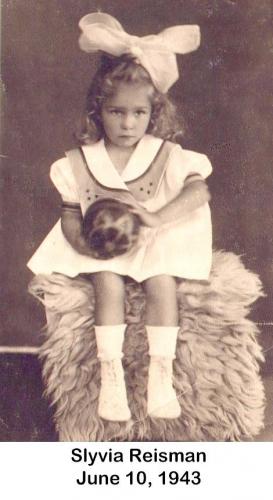 Sylvia Reisman