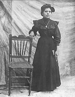 A photo of Francisca Felix De Torres