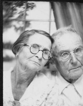 Reverend John Patrick and Mary Thomas Wilhelm Beaty