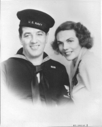 Dominick &  Elizabeth (McGranaghan) Habaj, NY 1945