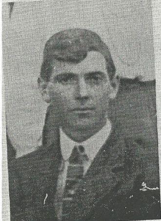 Arthur Sherrill, Tennessee 1916