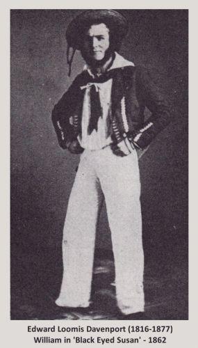 Edward Loomis Davenport 1862