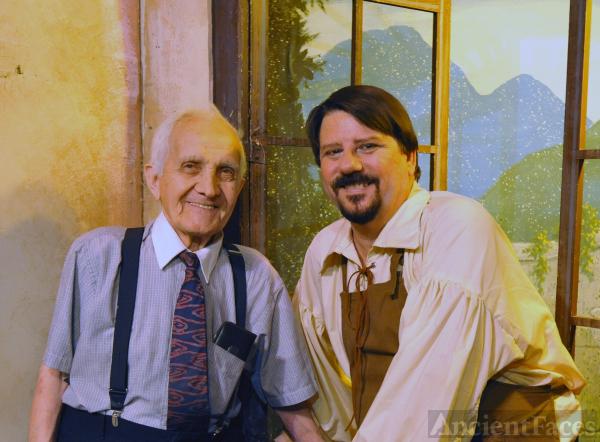 Tony Amato and Nathan Hull