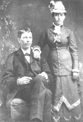 Byron and Rebecca Shaffer