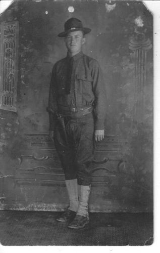 Thomas Louis Blythe WWI