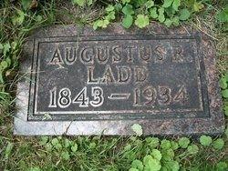 Augustus Ladd gravestone