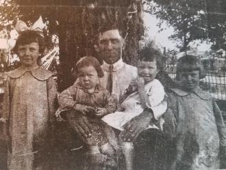 James Walter Williams Family