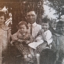 James Walter Williams Family