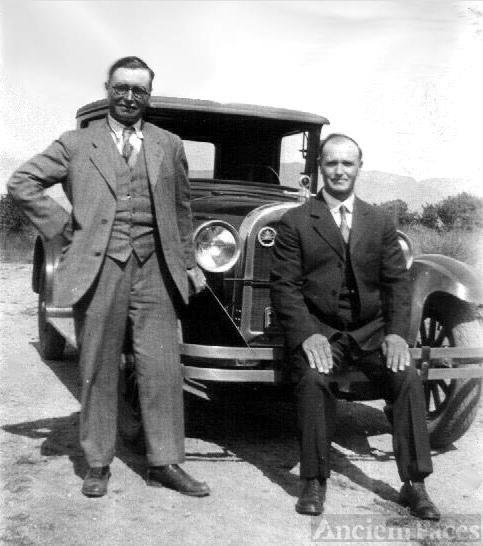Edwin & Arthur Dalgleish