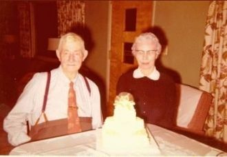 50th Anniversary of Guy and Beryl West