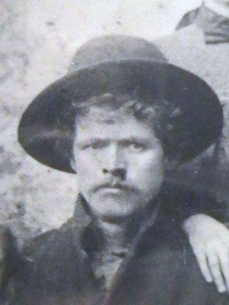 A photo of Samuel H Parks