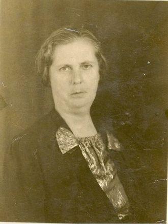 Mary Ann Partee Wingrove