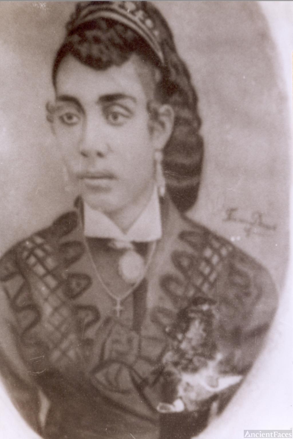 Marie Michel Amelie Debrosse (nee Dorval)