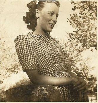 Olga MauRie McKnight