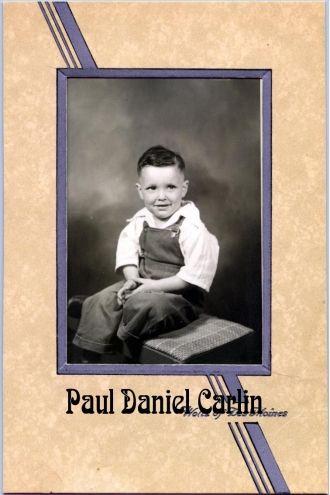 Paul Daniel Carlin