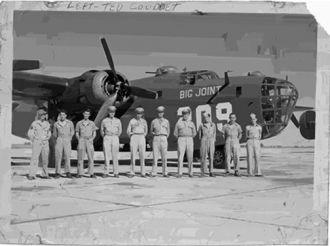 liberator bomber 209