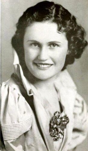 Aurelia Elliot, West Virginia, 1937