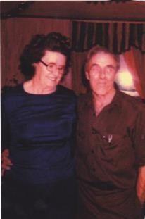 Marjorie Woodard & Kenneth Swinton