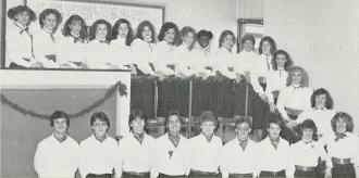 1983 Rock Hill High School Choral Ensemble