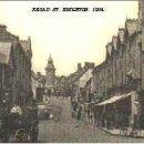 Knighton Wales, 1904