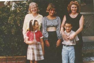Walker Family, CA